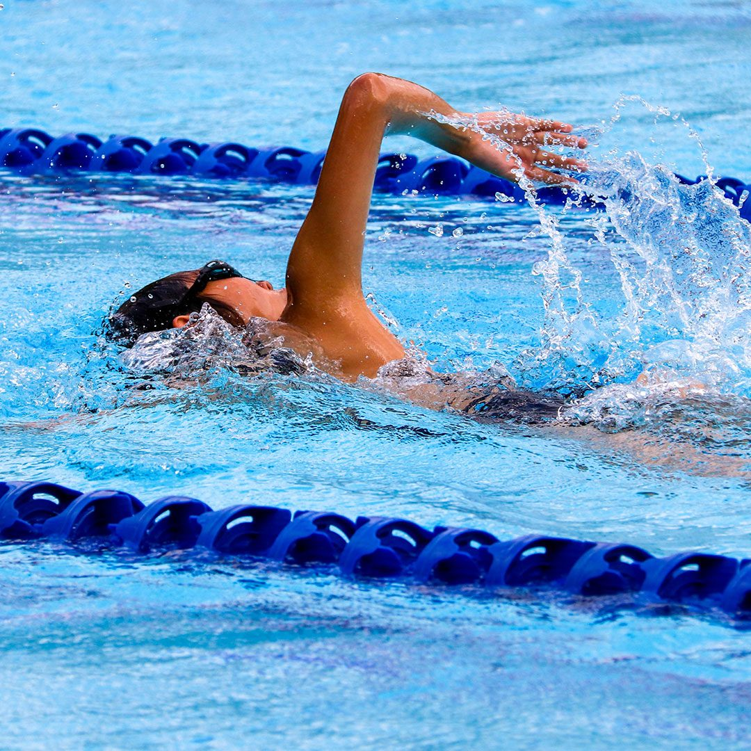 Swimming training tips