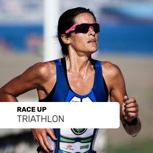Race Up Triathlon is a periodized 12 week triathlon training plan