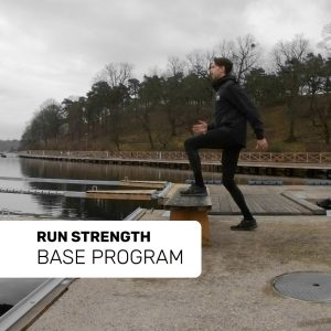 Become a more powerful runner by increasing your strength and overall mobility with our 4-week basic strength routine for runners.